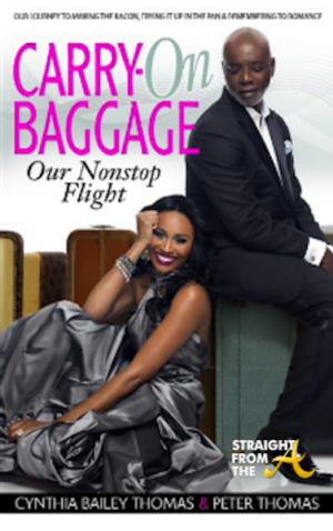 061713-celebs-celebrity-authors-cynthia-bailey-thomas-peter-thomas-carry-on-baggage