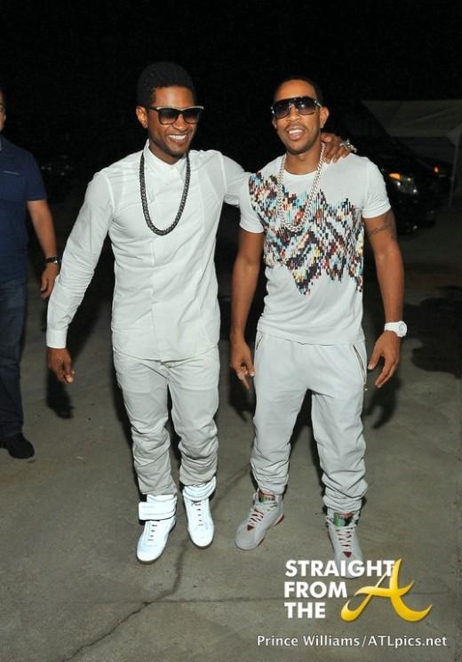 Usher Ludacris 1