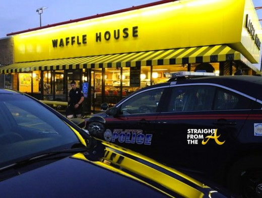 Waffle House Robbery StraightFromTheA 3