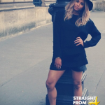 Instagram Flexin: Ciara Shares 2013 Paris Fashion Week Pics… [PHOTOS]