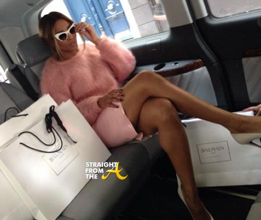 Ciara 2013 Paris Fashion Week SFTA-9