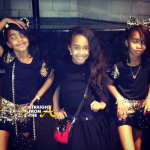 Family Photos: Sean 'Diddy' Combs Proudly Poses With Daughters & Baby Mamas… [PHOTOS]
