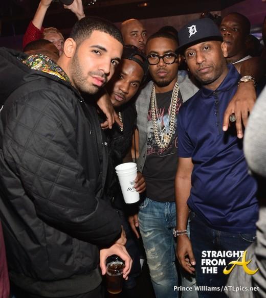 Drake Jeezy Nas Alex 1