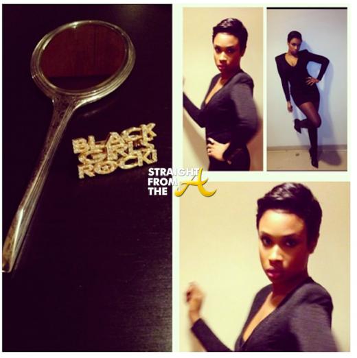 Jennifer Hudson Black Girls Rock 2