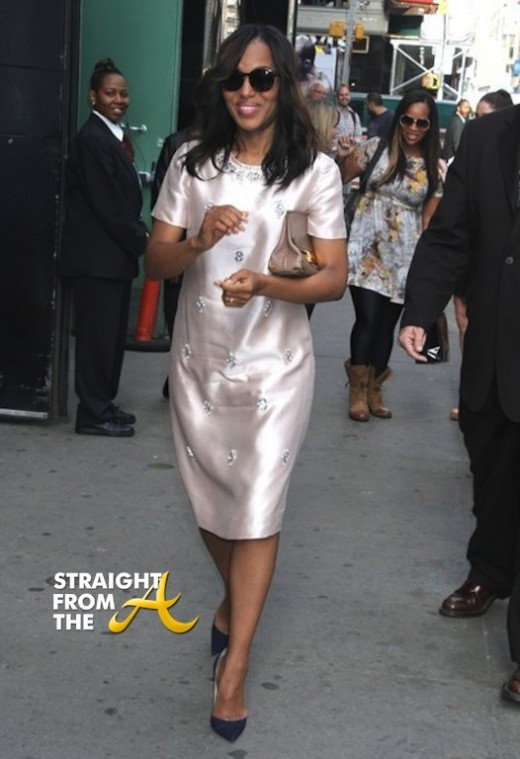 Kerry Washington Good Morning America SFTA 3