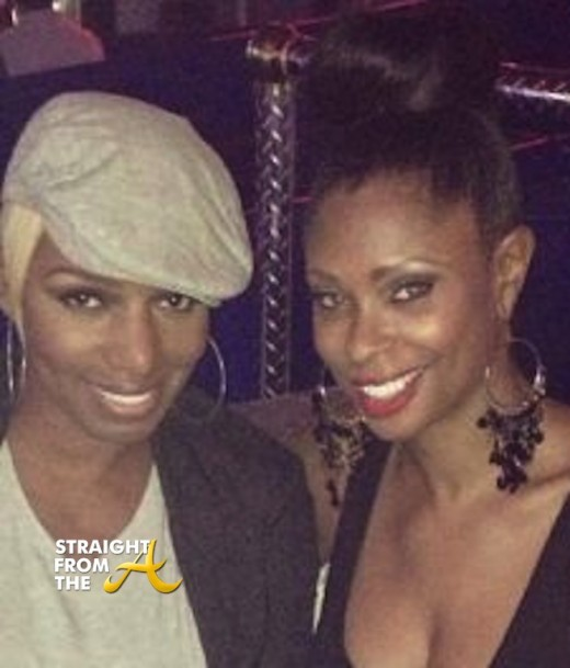 Nene Leakes Jennifer Williams