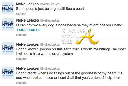 Nene Tweets 2