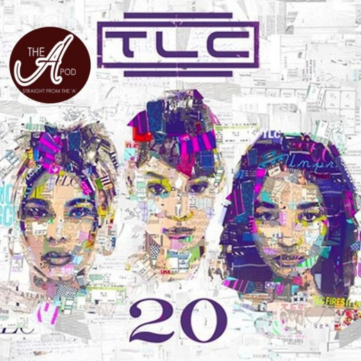 TLC Meant to Be StraightFromTheA