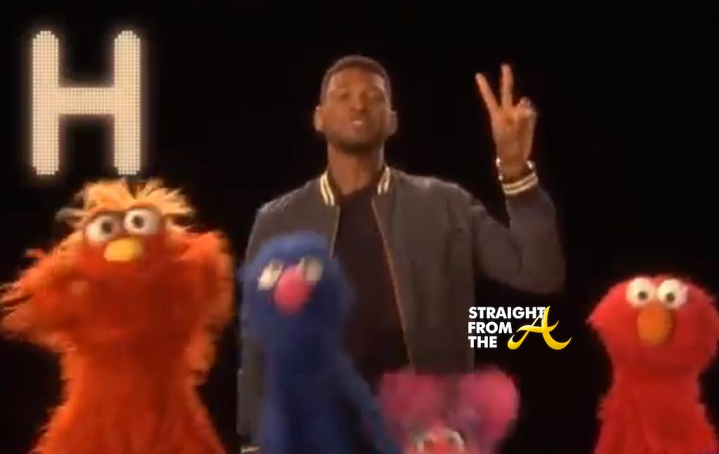 Usher Abc Song Straightfromthea 2 Straightfromthea Com Atlanta Entertainment Industry News Gossip