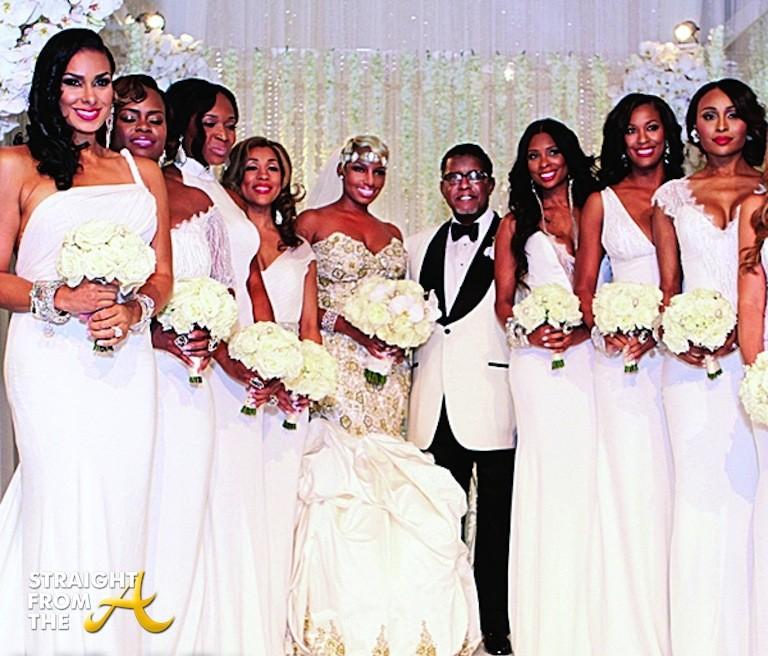Bridesmaids-nene-leakes-wedding
