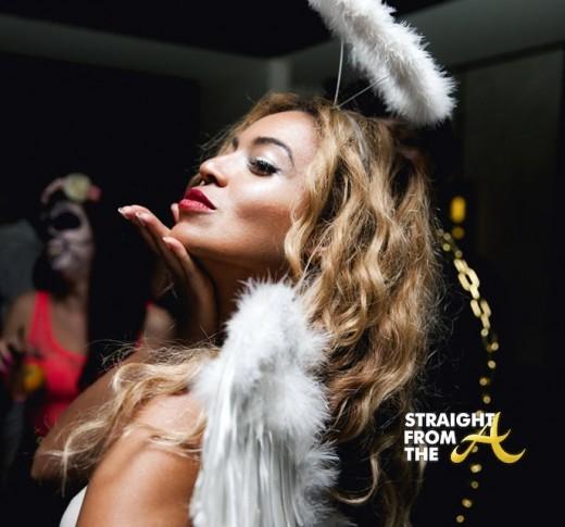 Beyonce Halloween 2013 10