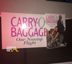 Carry On Baggage Signing 1