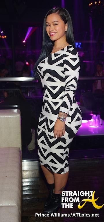 Christina Milian Sarah Vivan Party in ATL-11