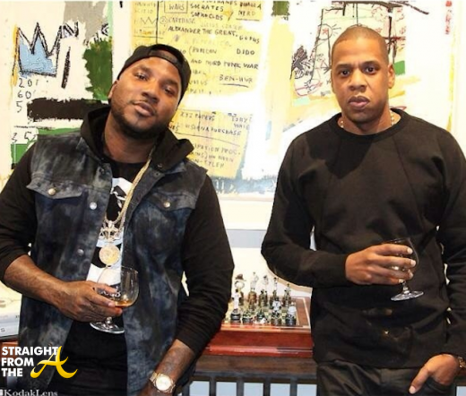 Jeezy and Jay-Z Roc Nation 2013