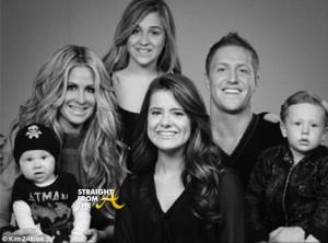 Kim Zolciak Kroy Biermann Family 2013 StraightFromTheA