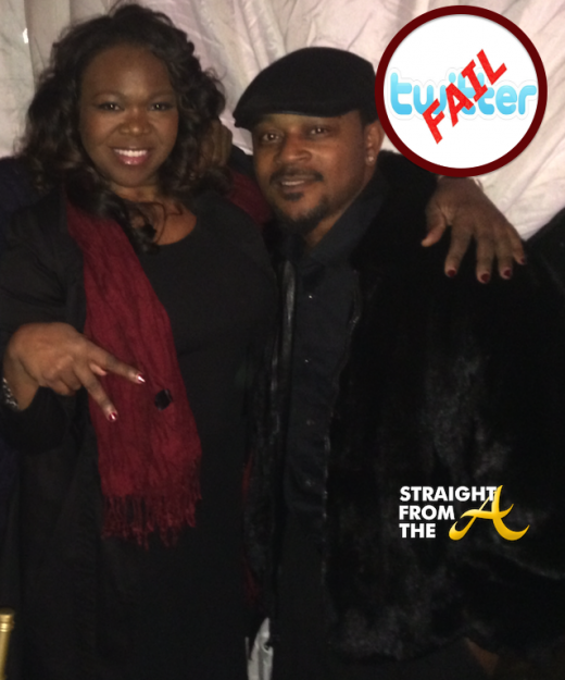 Michelle ATLien Brown T-Mo Goodie (Goodie Mob) StraightFromTheA 2013