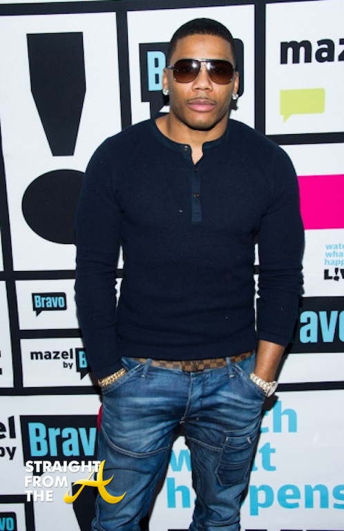 Nelly WWHL 1