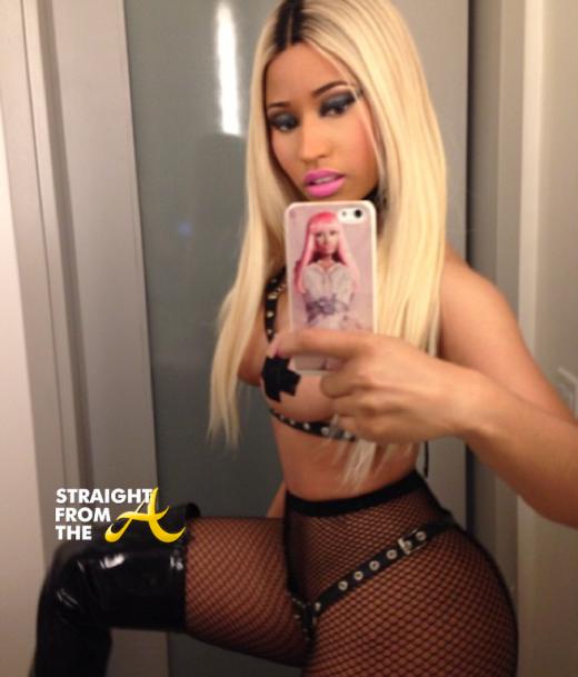 Nicki Minaj Halloween 2013