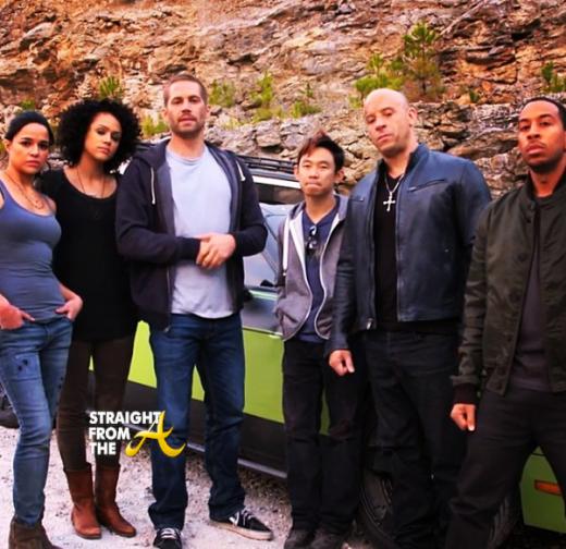 Fast Furious 7 Cast 2013 StraightFromTheA
