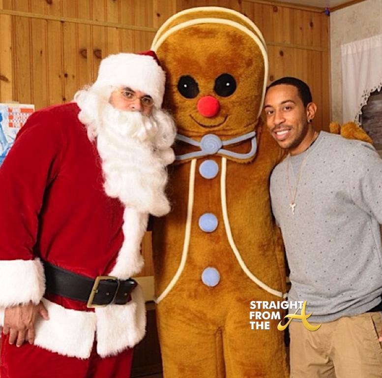 Ludacris Christmas.Ludacris Christmas 2013 Straightfromthea Com Atlanta