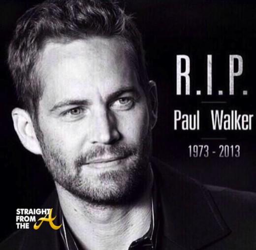 Paul Walker RIP 2013