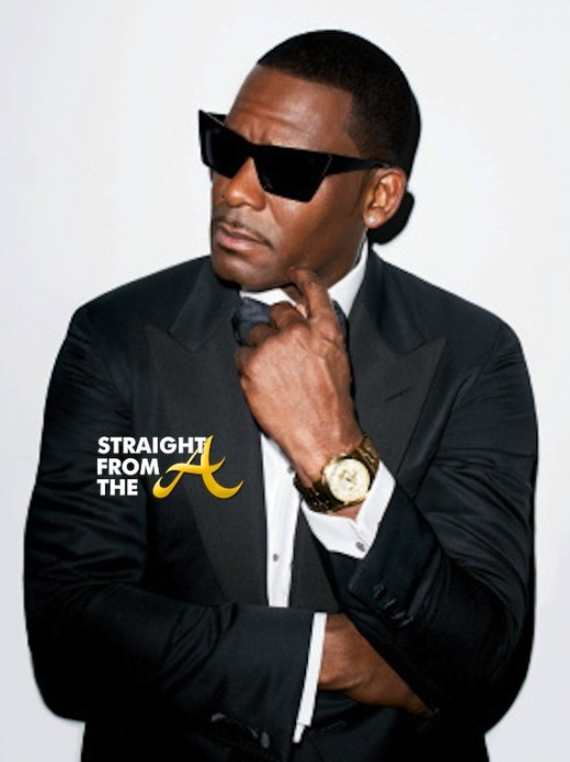 R. Kelly StraightFromTheA