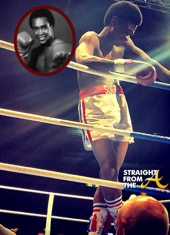 First Photos of Usher as Sugar Ray Leonard in New Biographical Film