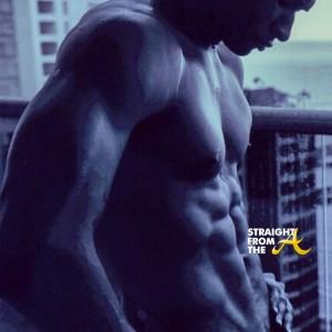 Usher as Sugar Ray StraightFromTheA 2