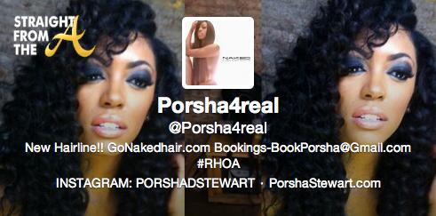 porsha stewart williams twitter