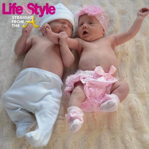 Kim Zolciak Biermann Twins StraightFromTheA 4