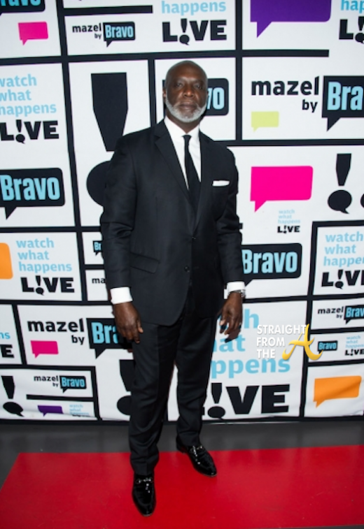 Real Househusbands Atlanta WWHL StraightFromTheA 2014-10