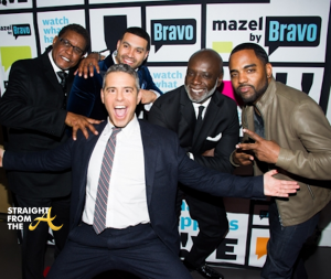 Real Househusbands Atlanta WWHL StraightFromTheA 2014-3