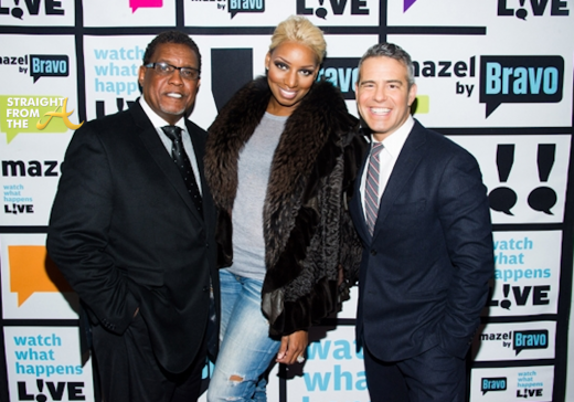 Real Househusbands Atlanta WWHL StraightFromTheA 2014-5