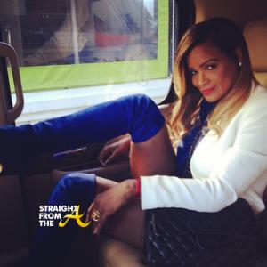 Tameka Raymond Atlanta Exes StraightFromTheA 5