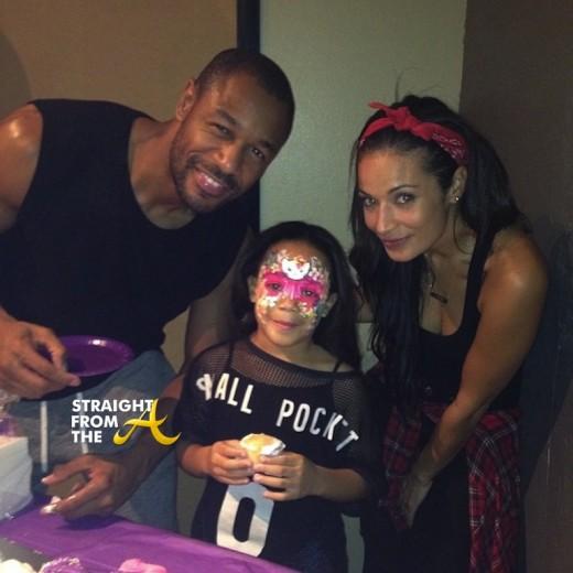 Tank Daughter Zoey Birthday 6