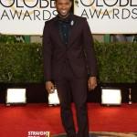 New 'Doo Alert! Usher Raymond Sheds His 'Baby Fro' For Golden Globe Awards… [PHOTOS]