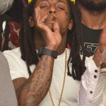 Quick Pics: Lil Wayne & YMCMB Crew Celebrate Sean Kingston's 24th Birthday? [PHOTOS]