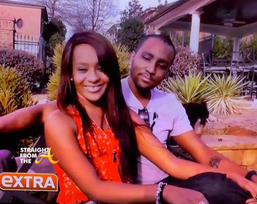 Bobbi Kristina Nick Gordon Married 2014 StraightFromTheA