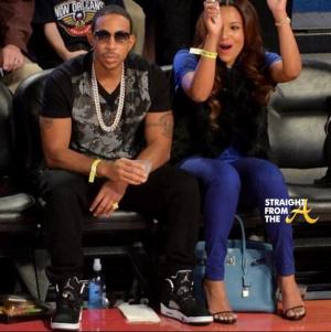 Ludacris Eudoxie All-Star StraightFromTheA 2014 1