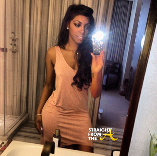 Porsha Williams Stewart Pregnant StraightFromTheA 3