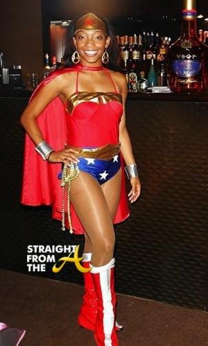 Shayla Stevens - Halloween 2007