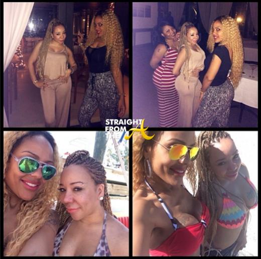 Tameka Tiny Harris & Friends StraightFromTheA 2014