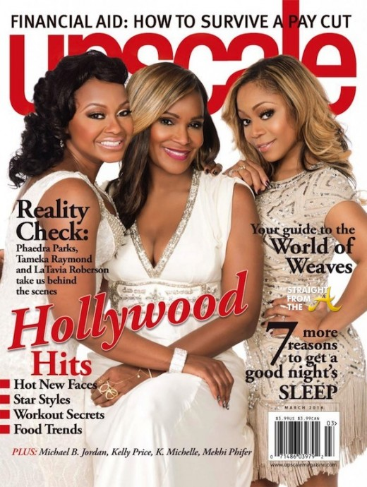 Upscale Magazine March 2014