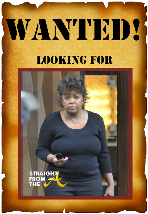 Anita Baker Wanted Poster StraightFromTheA 2014
