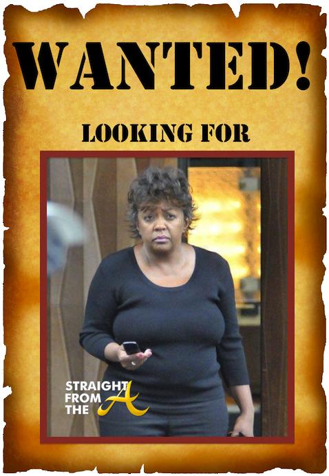 Anita Baker Wanted Poster StraightFromTheA 2014