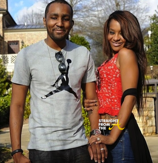 Bobbi Kristina Nick Gordon StraightFromTheA 2014 8