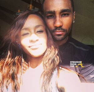 Bobbi Kristina StraightFromTheA March 2014 4