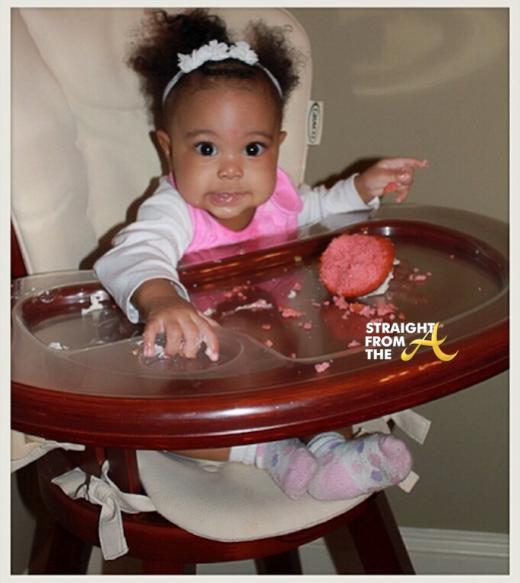 Laiyah Brown - 7 Months - StraightFromTheA