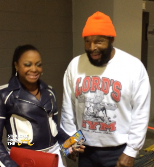 Phaedra Parks Wrestlemania 2014-3