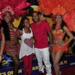 """Janelle Monae, Ludacris & More Attend """"RIO 2"""" Red Carpet Screening… [PHOTOS]"""